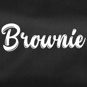 Brownie festival cadeau blond design - Sac de sport