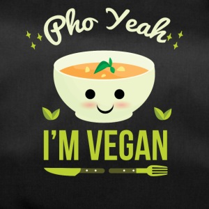 Pho Yeah! I'm Vegan Sweet Desgin for Vegans - Duffel Bag