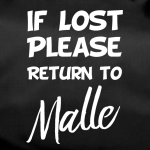 If lost - Malle - Duffel Bag