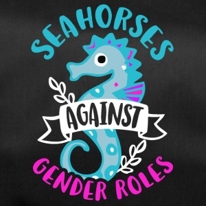 Seahorses against Gender Roles - Sporttasche