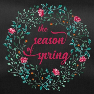 the season of spring - Sporttasche