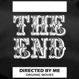 Theendmovie wite - Duffel Bag