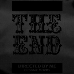 Theendmovie blak - Duffel Bag