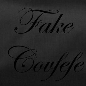 fake covfefe - Sporttas