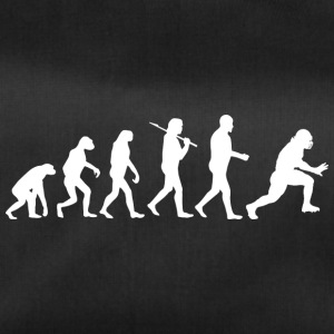 Football evolutie - Sporttas