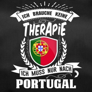 I do not need therapy Portugal - Duffel Bag