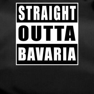 Straight outta bavaria - Duffel Bag