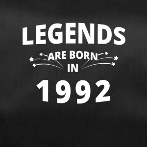 Legends are born in 1992! 03 - Sporttasche