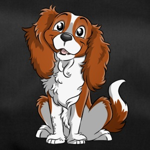 Cavalier King Charles - White Fire - Duffel Bag