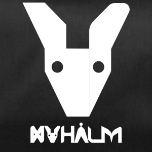 Nyhaalm Mascot, White incl. Name. - Duffel Bag