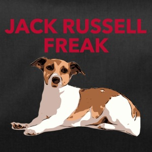 Jack Russel Freak red - Duffel Bag