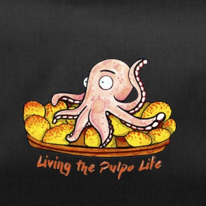 Living the pulpo life - Duffel Bag