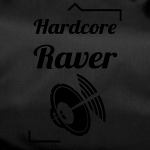 Hard Core Raver - Duffel Bag