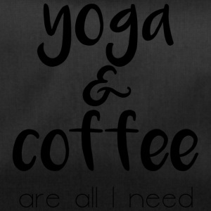Yoga & coffee - Sporttasche