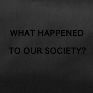 what happened to our society essay Essays on american environmental history the effects of removal on american indian tribes in the larger context of american history and explains their experience in light of the changing economy of american society in the post-revolutionary war era.