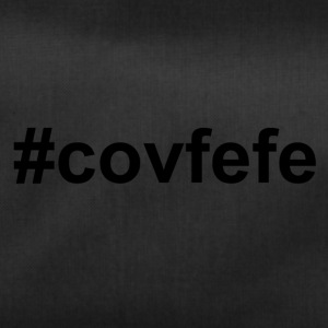 #covfefe - black - Duffel Bag