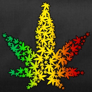 Rasta Leaf - Duffel Bag