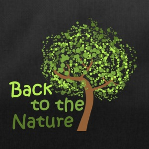 Back to the NATURE - Sporttasche