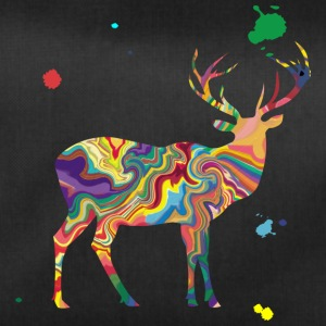 Color Splash Deer - Sportsbag