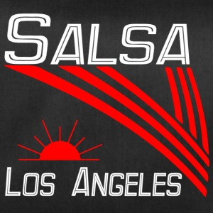 Salsa Los Angeles Classic white -Pro Dance Edition - Sporttasche