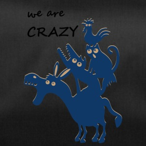 The crazy Bremen city musicians - Duffel Bag