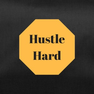 Hustle hard - Duffel Bag