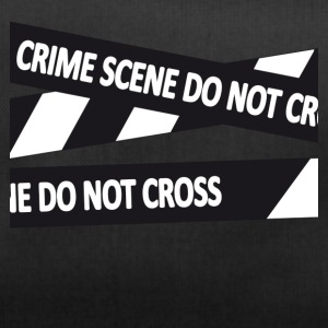 crimescene - Sac de sport