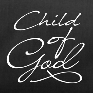 Child of God in white - Duffel Bag
