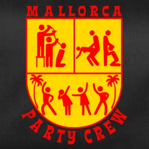 Mallorca Party Crew Logo - Duffel Bag