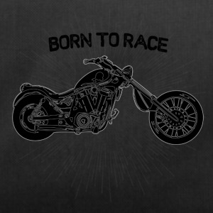 Born to race! - Sporttasche