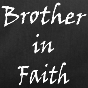 brother in faith - Sporttasche