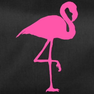 Flamingo. BIRD ANIMAL EXOTISCHE moderne trend - Sporttas