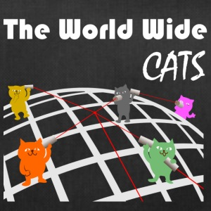 Het World Wide Cats - Sporttas