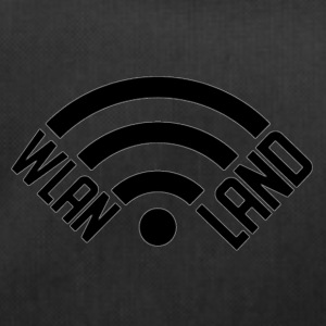Wlan Land Logo 1 - Duffel Bag