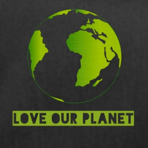 LOVE OUR PLANET - Duffel Bag