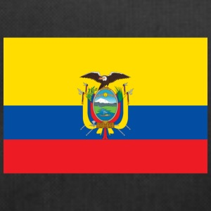 National Flag Of Ecuador - Sportstaske