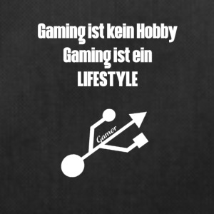 Gaming is not a hobby - Duffel Bag