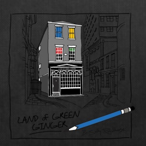 The Land of Green Ginger blue - Duffel Bag
