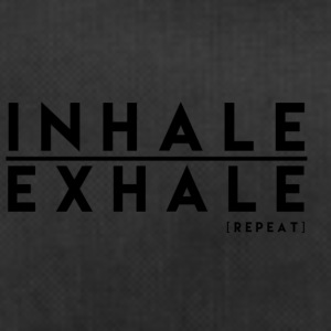 Inhal - exhale - Duffel Bag