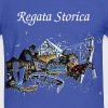Venice T-shirts - Gondola Night Dream - Fashion Italy - Men's Ringer Shirt