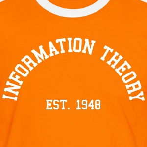 Information Theory - Est. 1948 (Half-Circle)