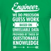 Engineer... - Männer Kontrast-T-Shirt