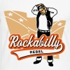 Rockabilly Rebel - Men's Ringer Shirt