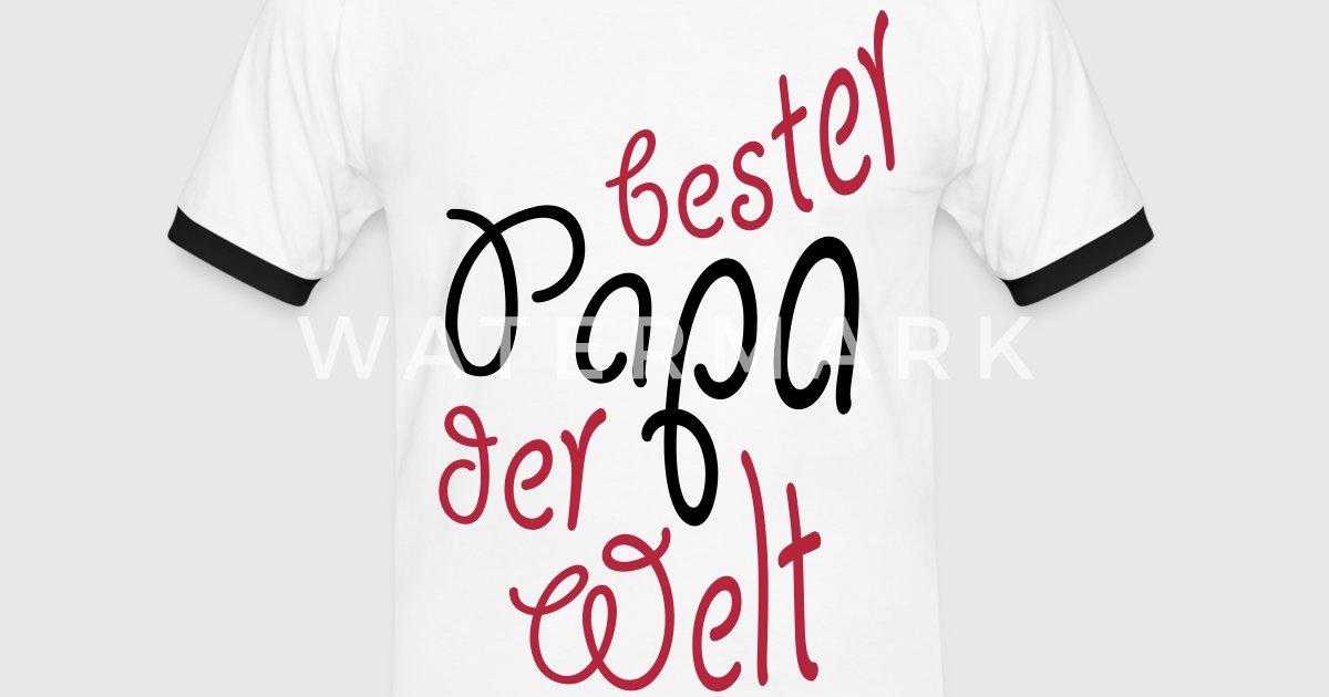 Geschenk für Papa - Bester Papa der Welt von Typ-O-Graf   Spreadshirt
