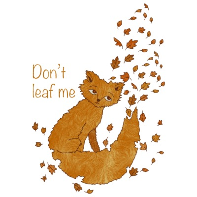 Fox - Don't leaf me