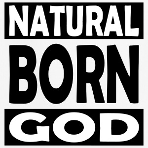 Natural Born God - Kinder Premium Hoodie