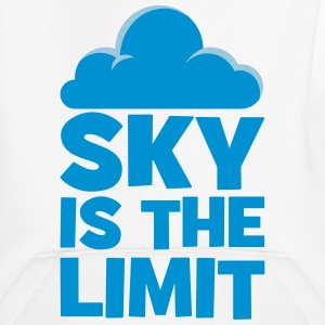 sky is the limit - Pull à capuche Premium Enfant