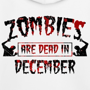 zombies are dead in december - Geburtstag Birthday - Kinder Premium Hoodie