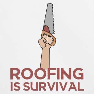 Roofing: Roofing Is Survival. - Kids' Premium Hoodie