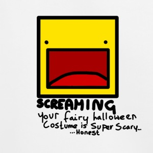 Halloween Screaming - Kids' Premium Hoodie
